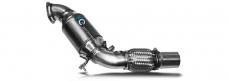HJS Tuning ECE Downpipe 90812005 BMW 1er / 3er / 114i-116i-118i-120i (1.6 - Euro 5 / 6)