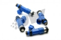 Deatschwerks Einspritzventile 850cc/min Subaru EJ Motoren Top Feed 21S-01-0850-4